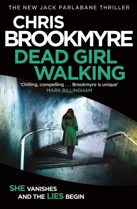 Dead girl walking, Christopher Brookmyre, review
