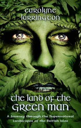review, The land of the green man, book