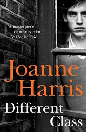 Different Class, joanne harris, review