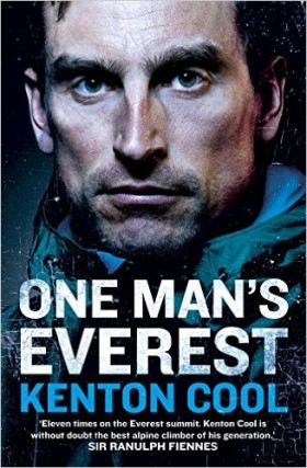 One Mans Everest, Kenton Cool, review