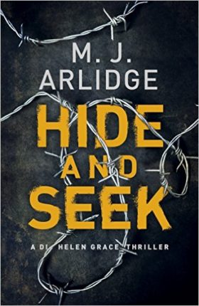 Hide and Seek, M J Arlidge, review