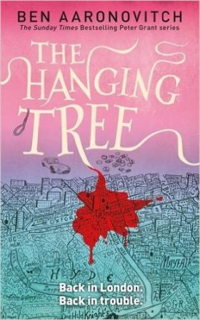 Hanging Tree, Ben Aaronovitch, review,