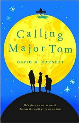 Calling Major Tom, David M Barnett, review