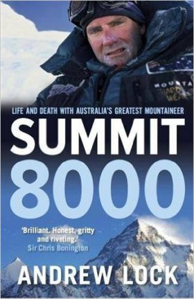 Summit 8000, Andrew Lock, review