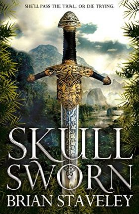 Skullsworn, brian staveley, review