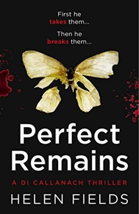 Perfect Remains, helen fields, review