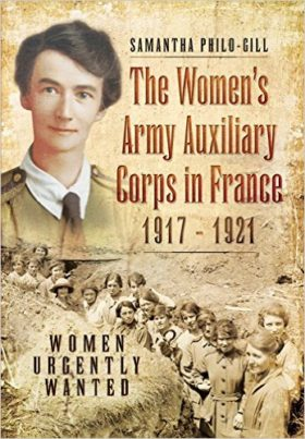 Women's Army Auxiliary Corps, France, WW1, WAAC, review