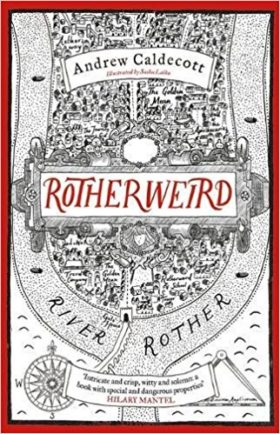 Rotherweird, andrew caldecott, fantasy, review