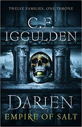 Darien, C F Iggulden, fantasy, review