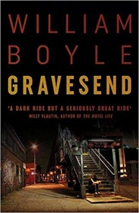Gravesend, review, William Boyle,