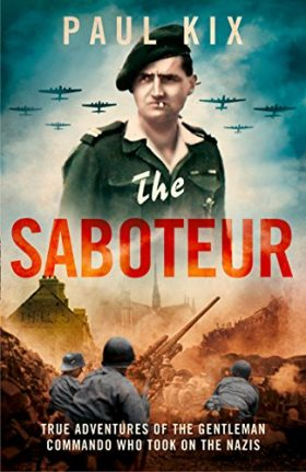 Saboteur, Paul Kix, review