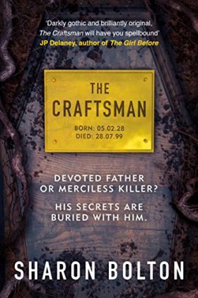 Craftsman, sharon bolton, review