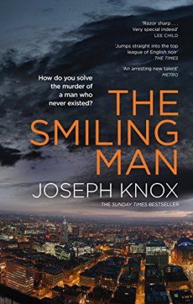 smiling man, joseph knox, review