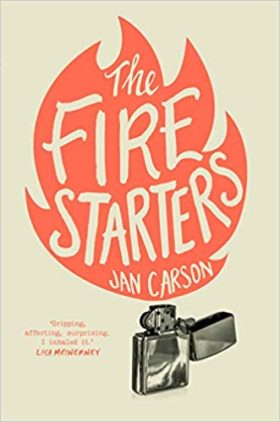 The Fire Starters, Jan Carson - 04.04.19 -Random House UK, Transworld Publishers, review