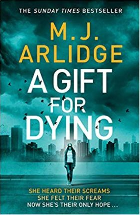 Gift for Dying, MJ Arlidge, review