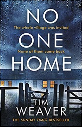 No One Home, Tim Weaver, review