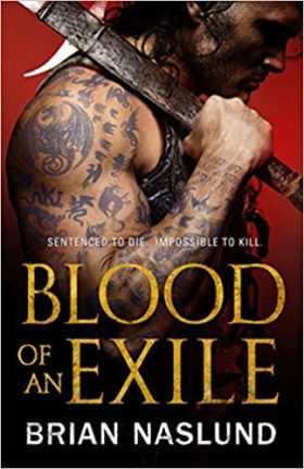 Blood of an Exile, Brian Naslund, review