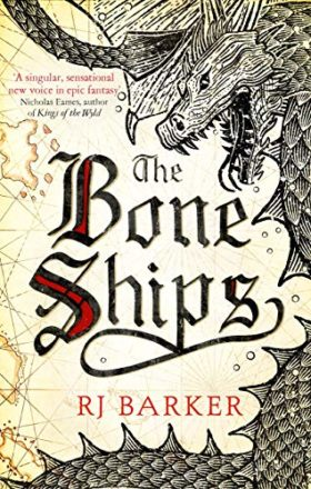 Bone Ships, review, RJ Barker
