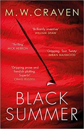 Black Summer, MW Craven, review