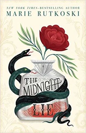 The Midnight Lie, review, Marie Rutkoski