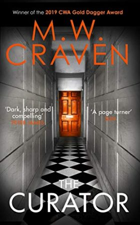 The Curator, M W Craven, review