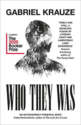 Who They Was, Gabriel Krauze, review