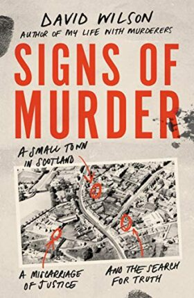 Signs of Murder, David Wilson, review